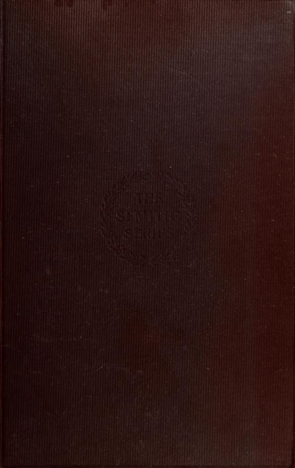 A. H. (Archibald Henry) Sayce - Babylonians and Assyrians; life and customs