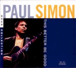 Paul Simon - The Obvious Child