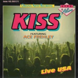 Kiss - God Gave Rock 'N' Roll To You II