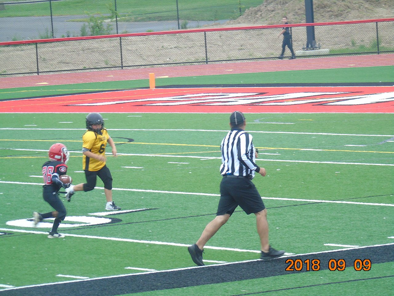 Youth Football in Ontario County (photo)