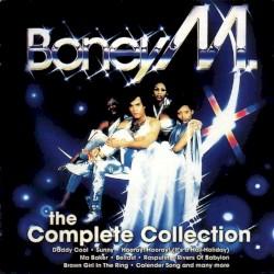 Boney M. - Hold on I'm Coming