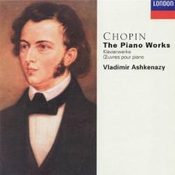 Vladimir Ashkenazy - Chopin: 12 Etudes, Op.25 - No. 7 in C sharp minor