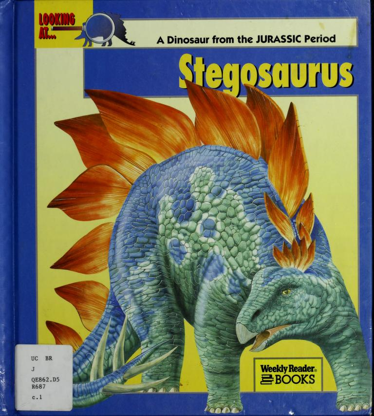 Looking at -- Stegosaurus by Heather Amery
