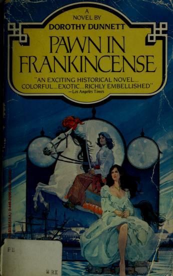 Cover of: Pawn in Frankincense | Dunnett, Dorothy.